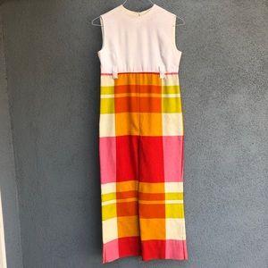 Vintage rainbow Jumpsuit